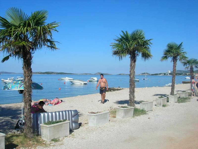 wakacje na chorwacja gdzie baska voda